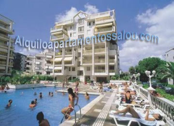 location appartements salou novelty