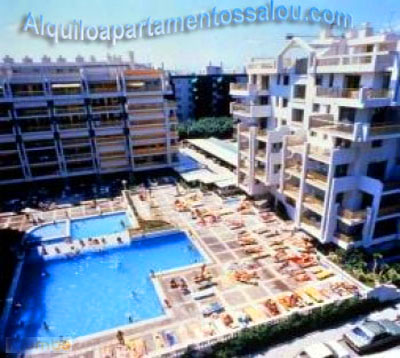 salou appartements novelty