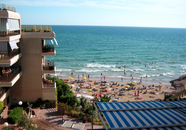 apartments for rent salou cove llenguadets